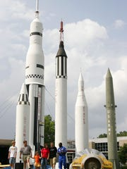 Drive a couple hours south to Huntsville, Ala., to see the U.S. Space & Rocket Center.