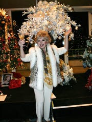 Ruta Lee, co-hosting the ACT For MS Christmas Tree Lane