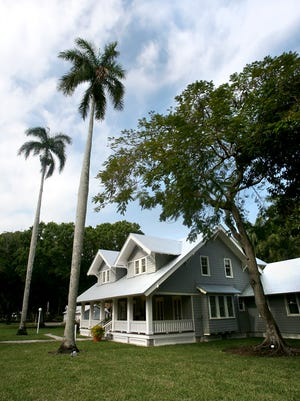 The Edison & Ford Winter Estates in Fort Myers is offering half-price admission to Lee County residents weekends through August. Teachers and their families get in free.