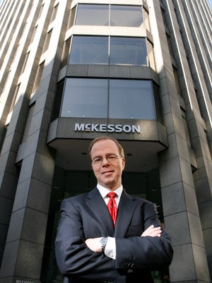 John Hammergren is Chairman, President and Chief Executive Officer of McKesson Corporation.