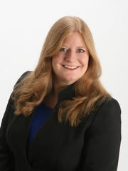 Democrat Karen Hartley-Nagle is running for New Castle County Council President.