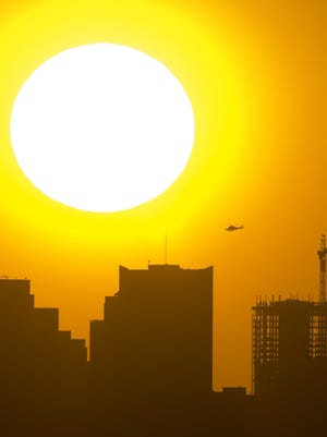 2016 already ranks third for the most 110-degree days in Phoenix.