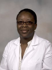 Dr. Mobolaji Famuyide serves as medical director for the University of Mississippi Medical Center's Neonatal Intensive Care Unit.