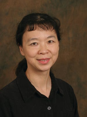 Dr. Sarah Wu, hospitalist and Director of Hospice Services at Dixie Regional Medical Center.
