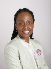 Delia Farquharson, running for Mount Vernon city council