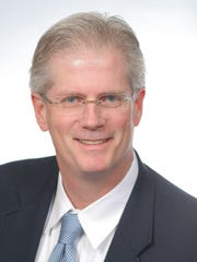 Brian Mason, clinical director of physical therapy at CentraState Medical Center