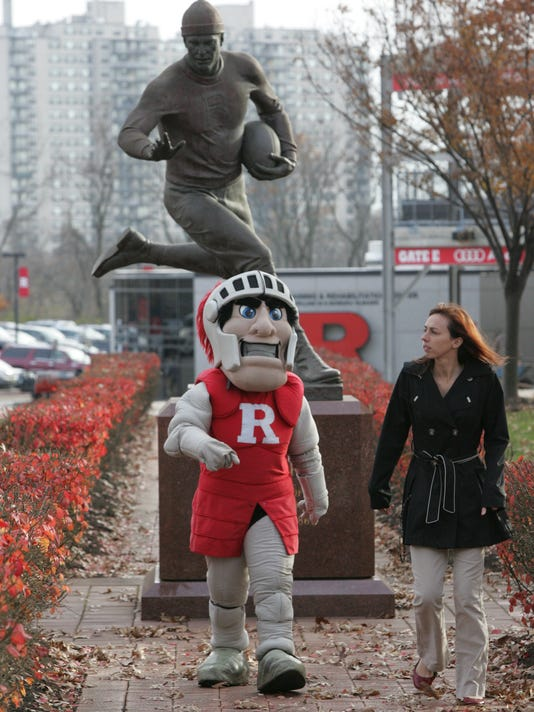 The Rutgers Busch Campus.