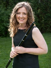 Allison Lupton will be performing with the International Symphony Orchestra.