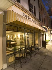 Talula's Table in Kennett Square, Pa., was a semifinalist for a James Beard Award, but was not named as one of the finalist for the country's Most Outstanding Restaurant award.