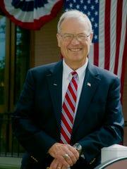 Congressional Democratic primary candidate Max Della