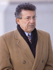 Joseph Scarpelli, former Brick mayor, walks into federal
