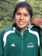 Courtney Lewis, from Flagstaff High School, is azcentral sports' Female Athlete of the Week for Oct. 15 - 22.