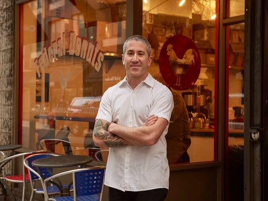 Michael Solomonov is the chef and co-owner of Philadelphia's