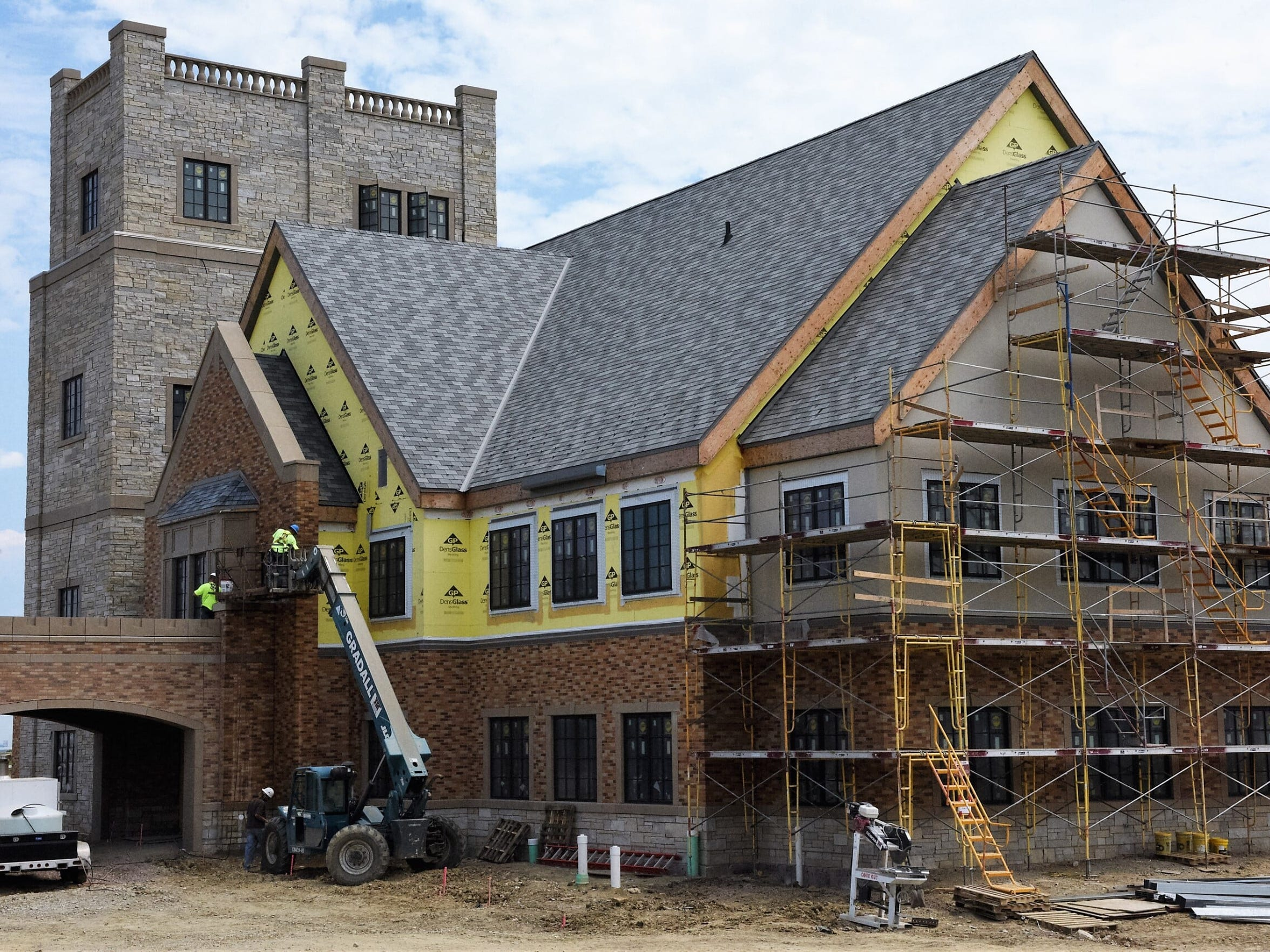 The Sanford Foundation House will become the new office for the Sanford Health Foundation and is located near the Sanford corporate campus northeast of Sioux Falls near Interstate I-229.
