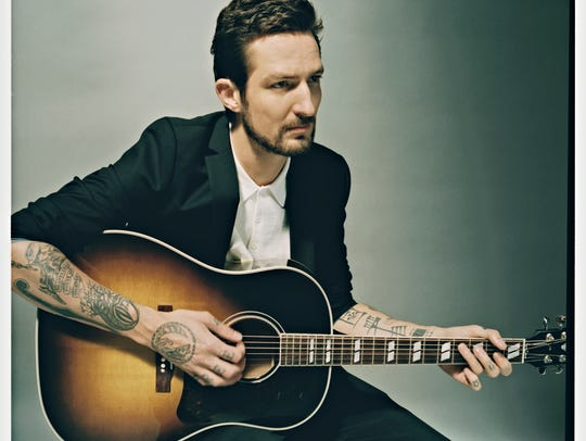 Singer-songwriter Frank Turner will lead a workshop
