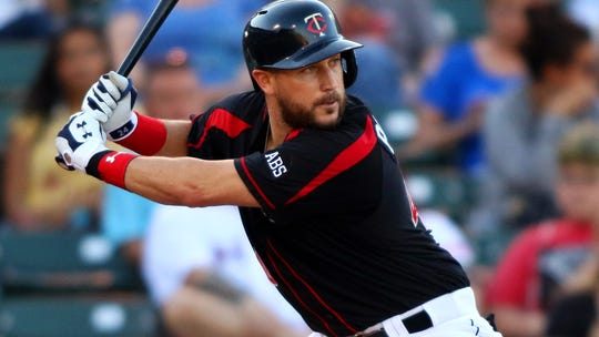 Trevor Plouffe went 2-for-4 on Tuesday night in the