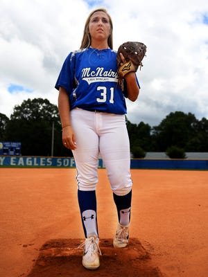 McNairy Central's Katie Turner