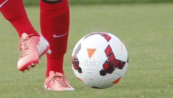 Lady Govs soccer.