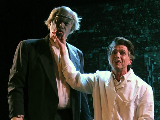 Bill Bennett and Patrick Russo star in the Fountain
