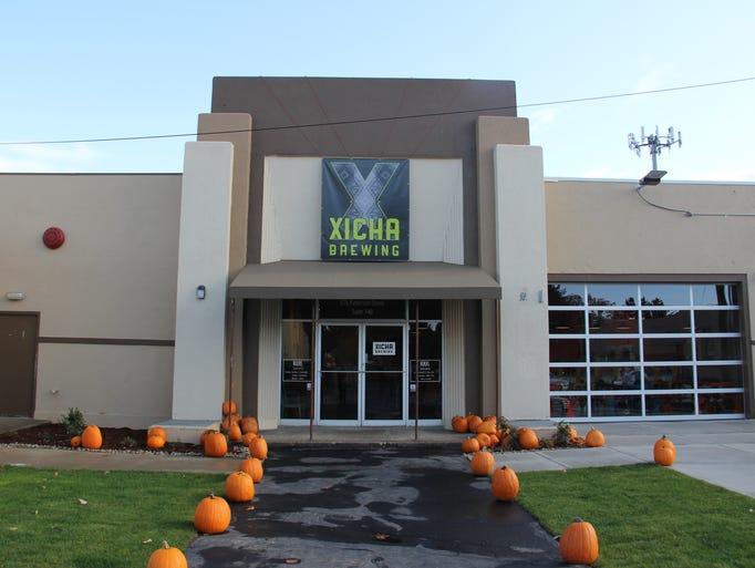 Xicha Brewing opened in West Salem Nov. 3, serving