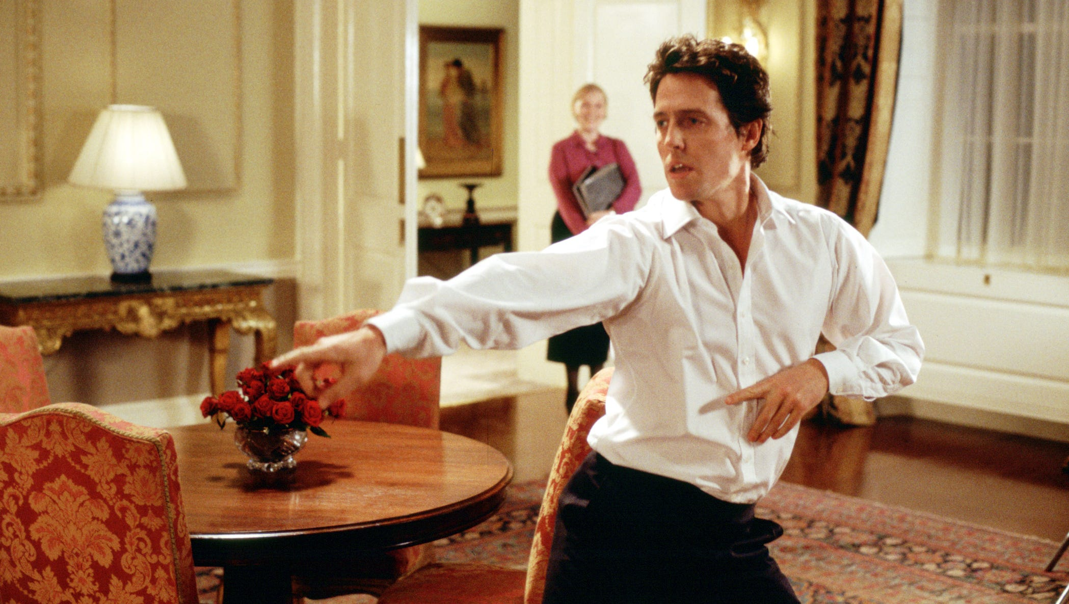 Love Actually' reunion: Hugh Grant dances to Drake, roasts Piers Morgan