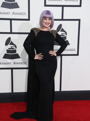 Subtle shades and tones of gray are showing up on younger fashionistas like Kelly Osborne while those with naturally gray hair are embracing it as well.