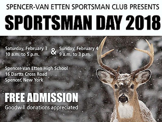 ELM 0124 SPORTSMAN DAY