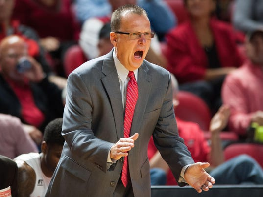 WKU's Harper resigns as three players suspended