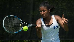 Composure carries Dover's Anyanwu to Girls Tennis Player of the Year