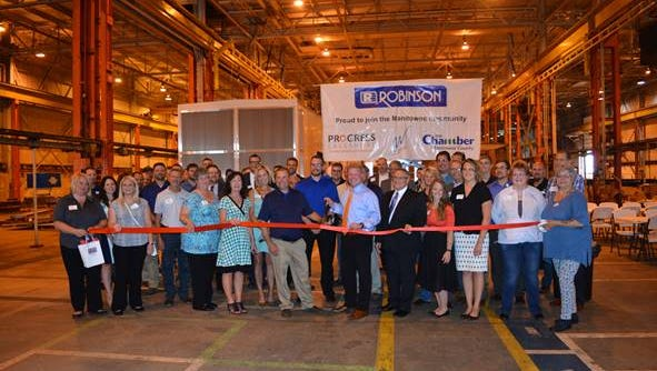 Robinson Metal in Manitowoc is buying a building from the Manitowoc Company.