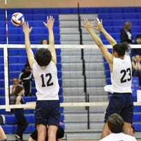 Chambersburg volleyball team falls short vs. CV