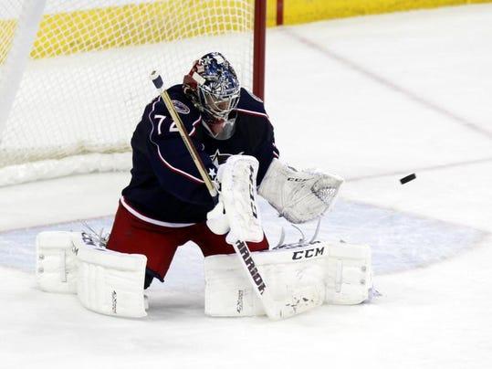 Islanders Blue Jackets Hockey (2)