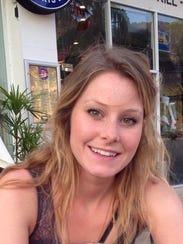 Elizabeth Quinn Gallagher, the 23-year-old Canadian