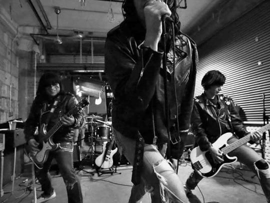 Sedated, a Ramones tribute band, will make its debut