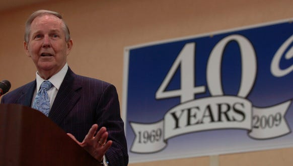 Paul Hubbert, executive secretary of the Alabama Education
