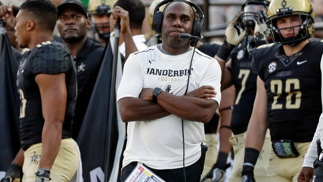 Vanderbilt coach Derek Mason might have the best team of his tenure. But to prove that, the Commodores must turn a respectable 22-17 loss at No. 8 Notre Dame into wins this season.
