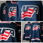 Win a Team USA jersey autographed by Blues Olympians