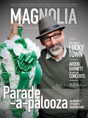 MAGNOLIA Magazine, March 2015