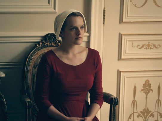 Elisabeth Moss stars as a woman whose rights are stripped