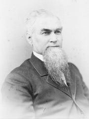 T.B. Scott, Merrill founder and lumberman.