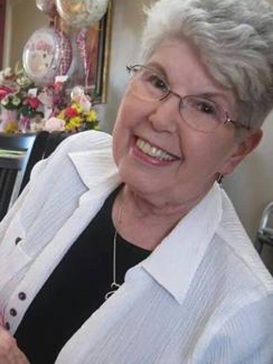 Birthdays: Lucille Reents