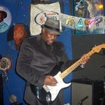 South Georgia guitarist Johnnie Marshall is in charge of America's birthday party on Saturday night at the Bradfordville Blues Club.
