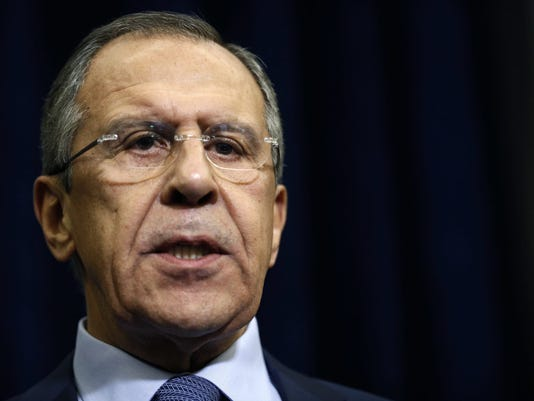 Russian FM: Downing of warplane a 'planned provocation'