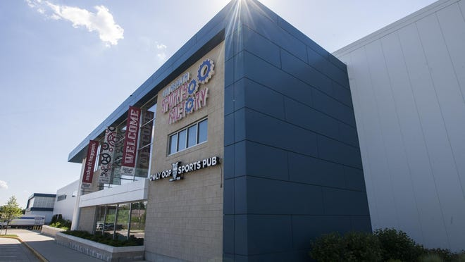 The Rockford Park District has proposed using the UW Health Sports Factory, 305 S. Madison St. in Rockford for more local programming as opposed to hosting tournaments with out-of-town teams.
