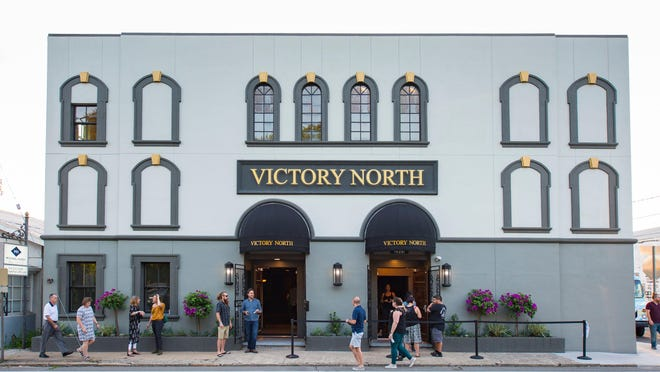 Victory North is located at 2603 Whitaker St.