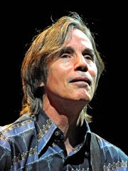 Singer-songwriter Jackson Browne