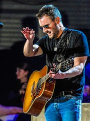 Country star Eric Church will perform at the official tailgate party of the College Football Playoffs Championship game.