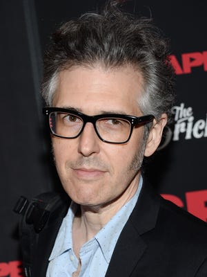 """Ira Glass attends a special screening of """"Sex Tape"""" in July 2014 at the Regal Union Square in New York."""