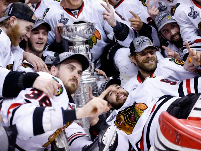 USA TODAY Sports asked its 12-person power rankings panel to rank the top 10 stories of the year 2013. Here are the stories that received the most votes, in reverse order: