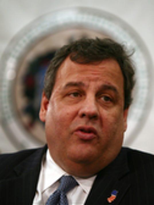 Gov. Christie